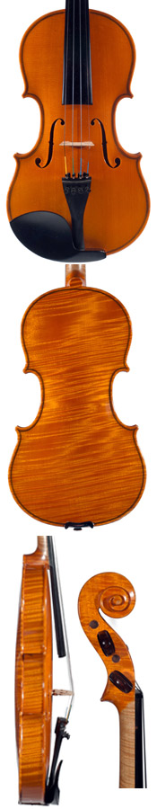 Violin by Robert Haswell